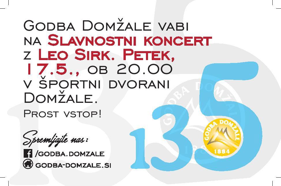 Slavnostni koncert z Leo Sirk
