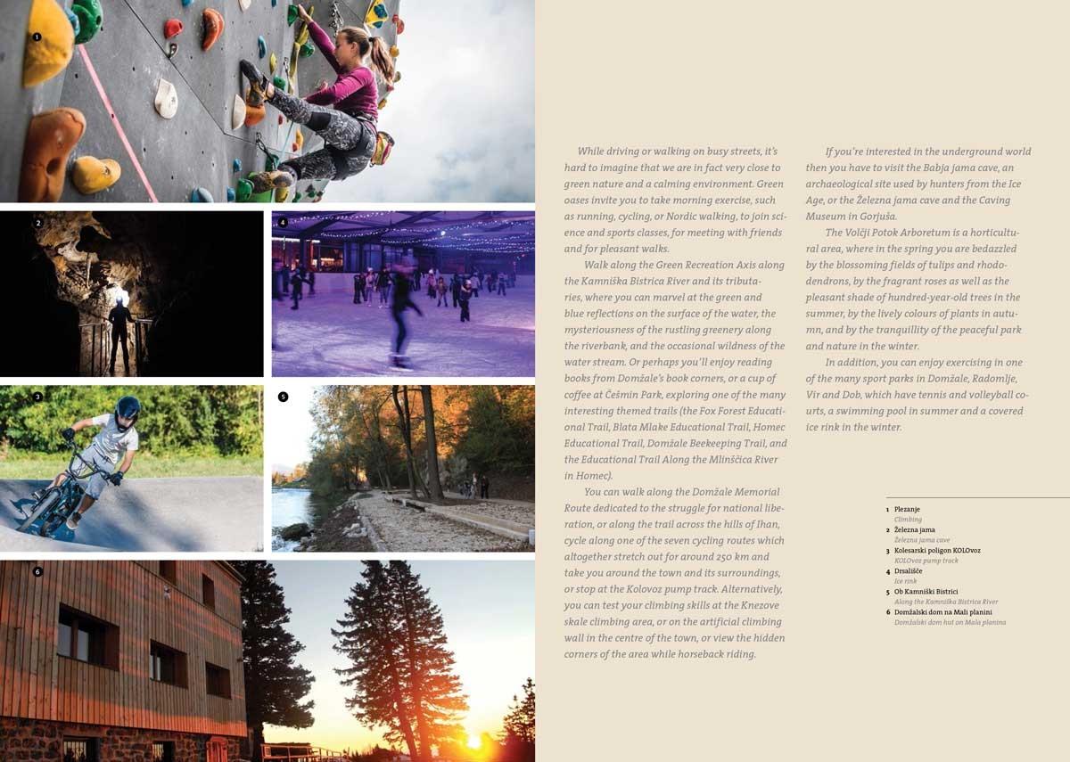 Nova brošura Turistično informacijskega centra Domžale