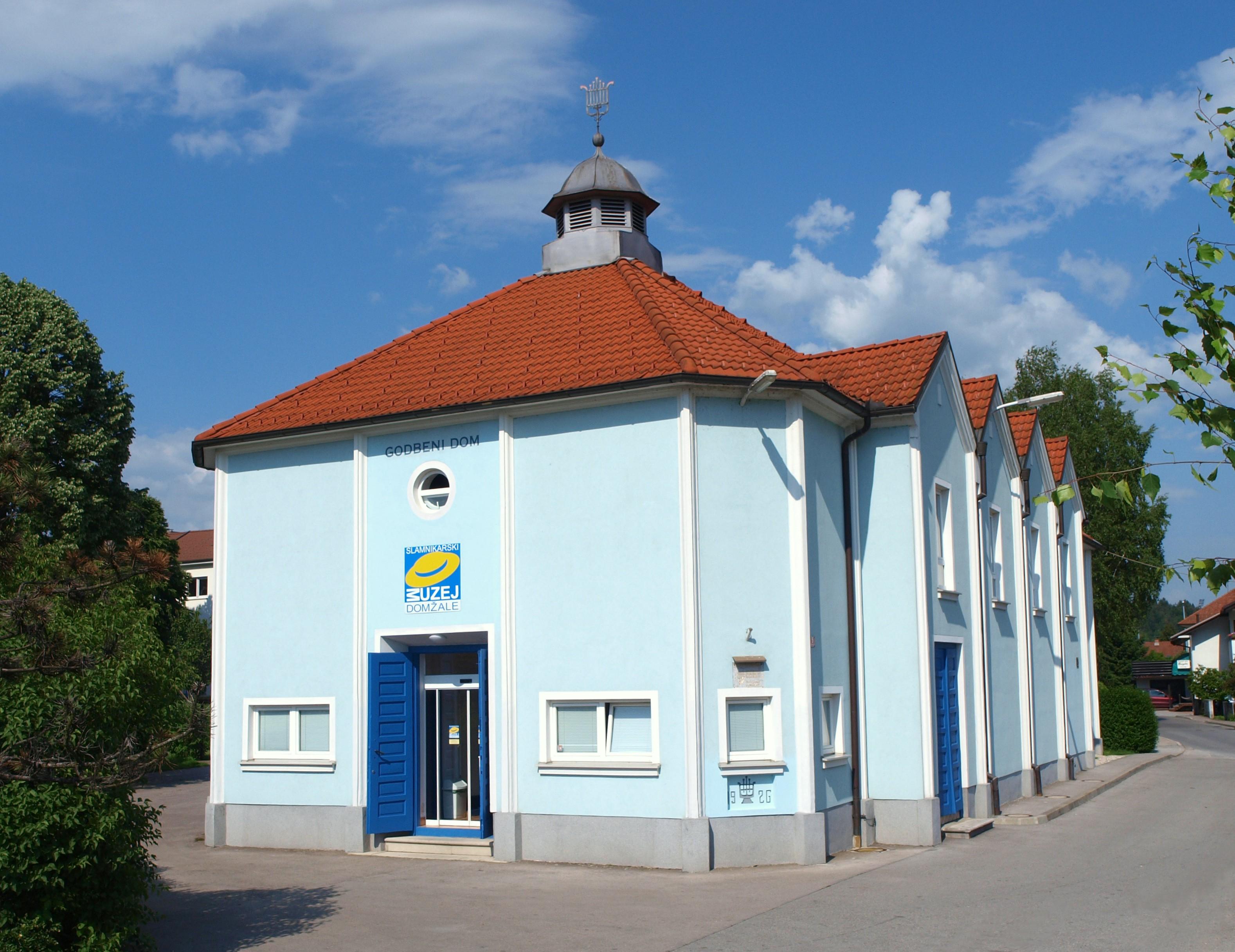 Slamnikarski muzej na počitnicah