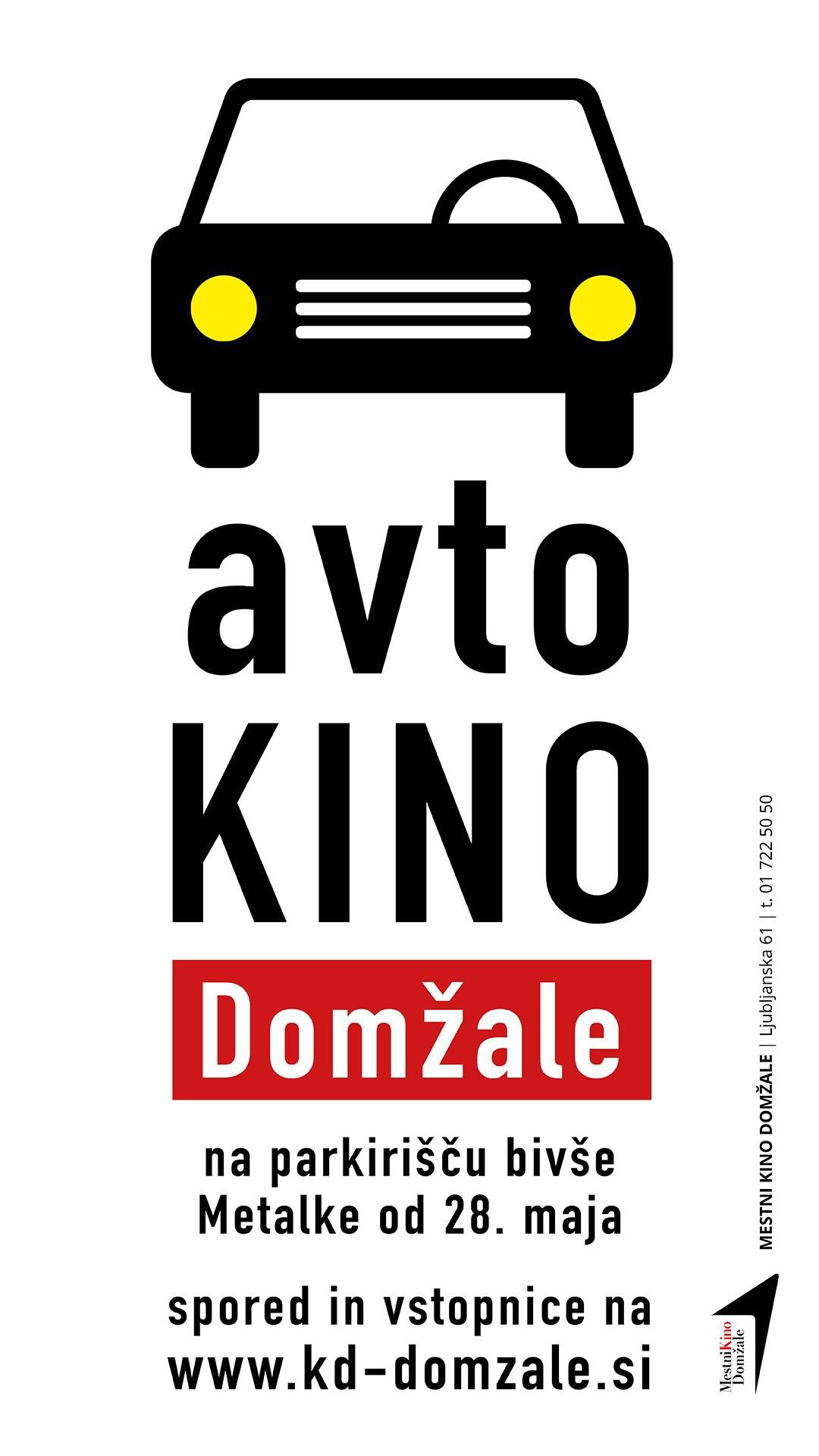 Avto kino Domžale