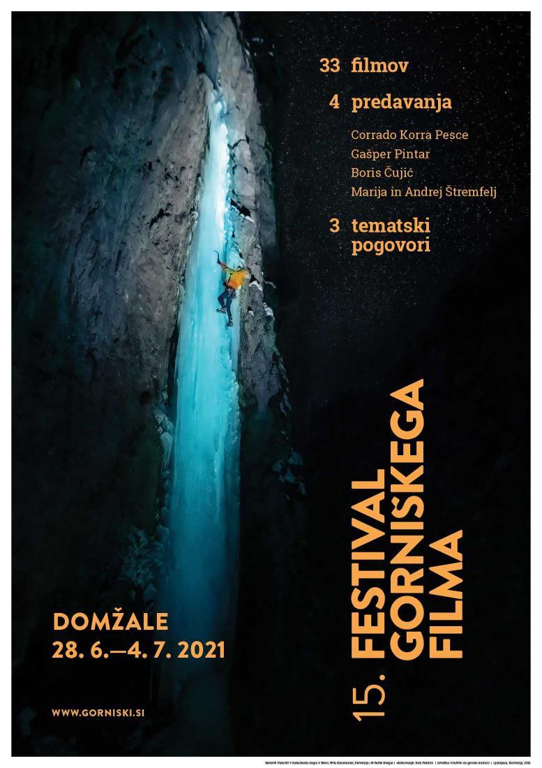15. Festival gorniškega filma